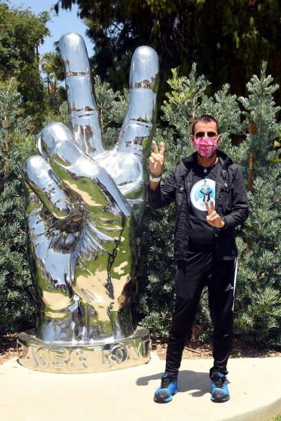CA: Ringo Starr Celebrates His 80th Birthday