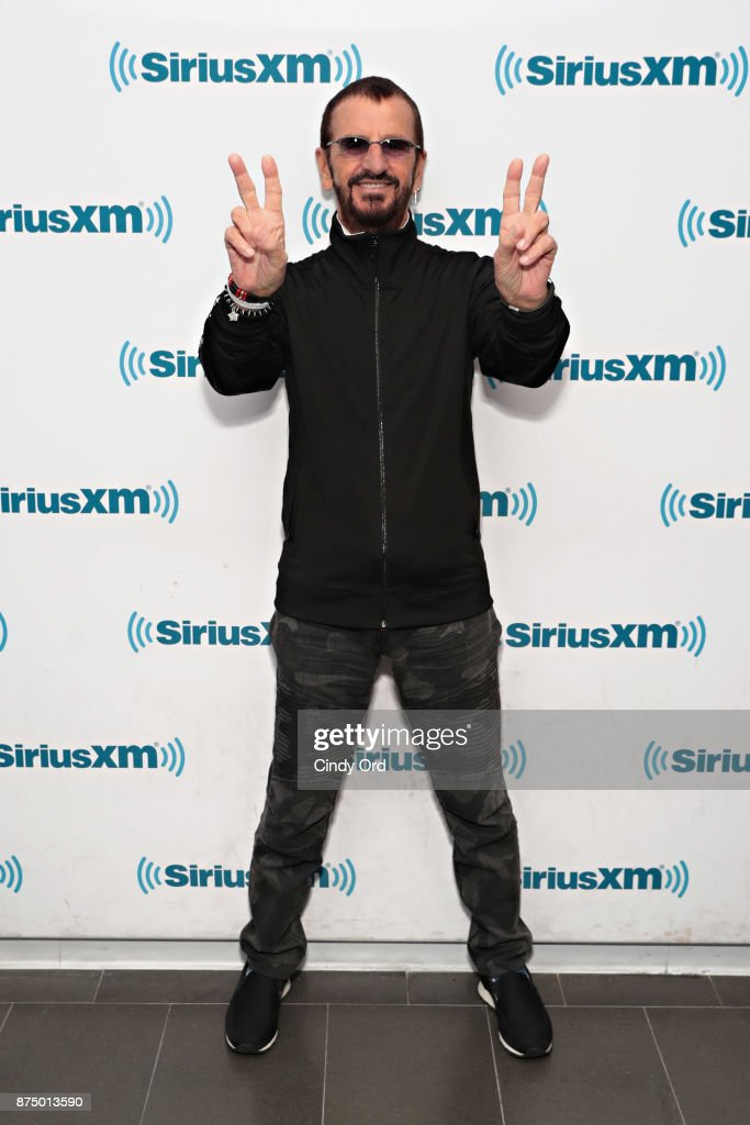 SiriusXM's Town Hall With Ringo Starr Hosted By Whoopi Goldberg
