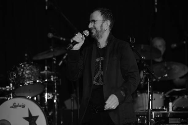 Ringo Starr Performs In Los Angeles