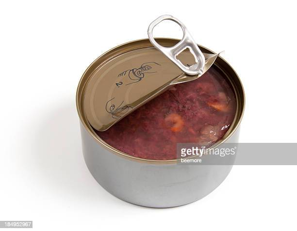 Ring-pull Canned Meat