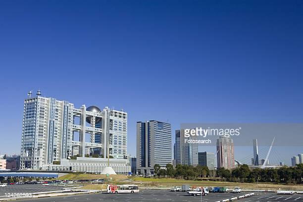 rinkai newly developed city center - kanto region - fotografias e filmes do acervo