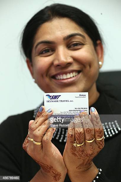 Rinkee Ahmed received a microcredit loan to start her business as travel agent Microcredit programs are well known for boosting people out of poverty...
