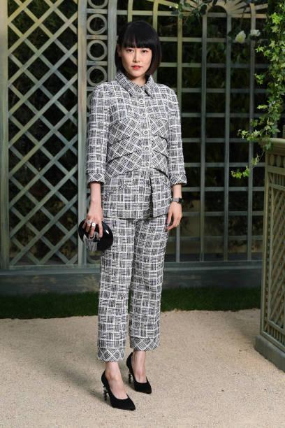 Chanel : Photocall - Paris Fashion Week
