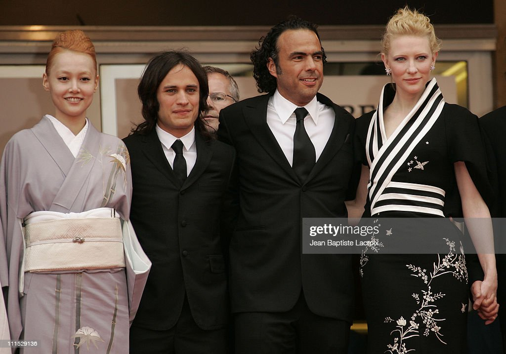 "2006 Cannes Film Festival - ""Babel"" Premiere : News Photo"