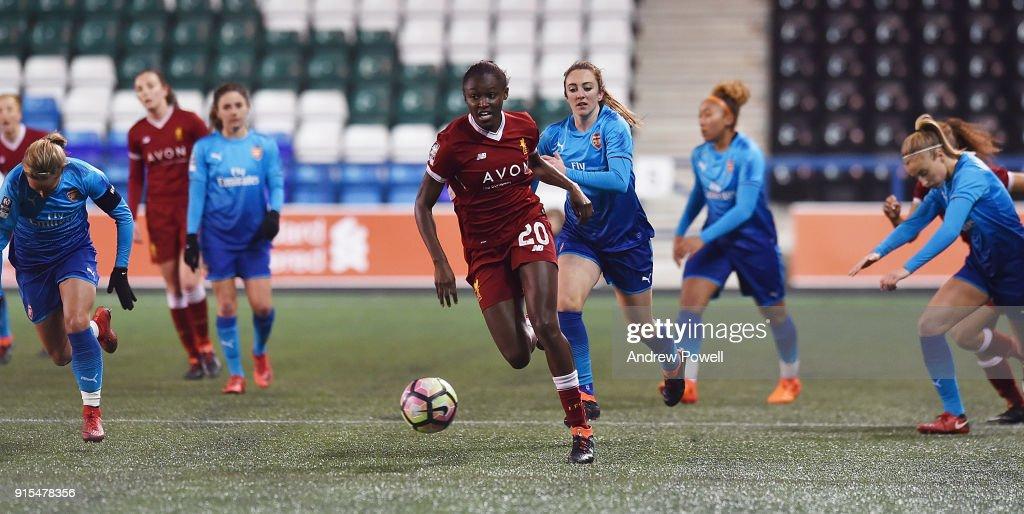 Liverpool Ladies v Arsenal Women : FA WSL 1 : News Photo