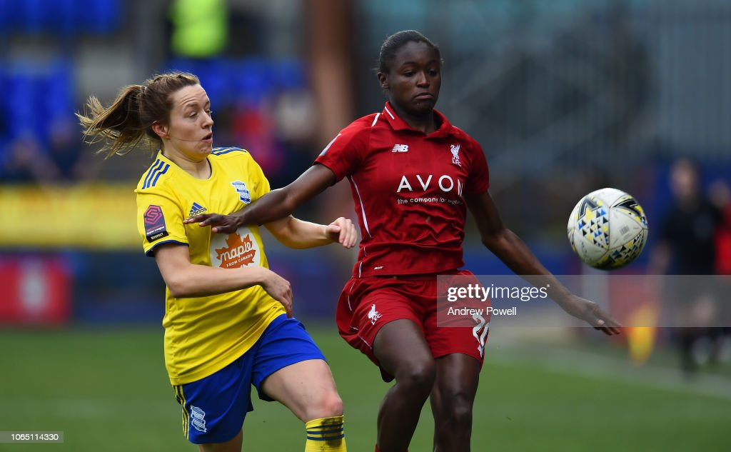 Liverpool Women v Birmingham City Women - WSL : News Photo