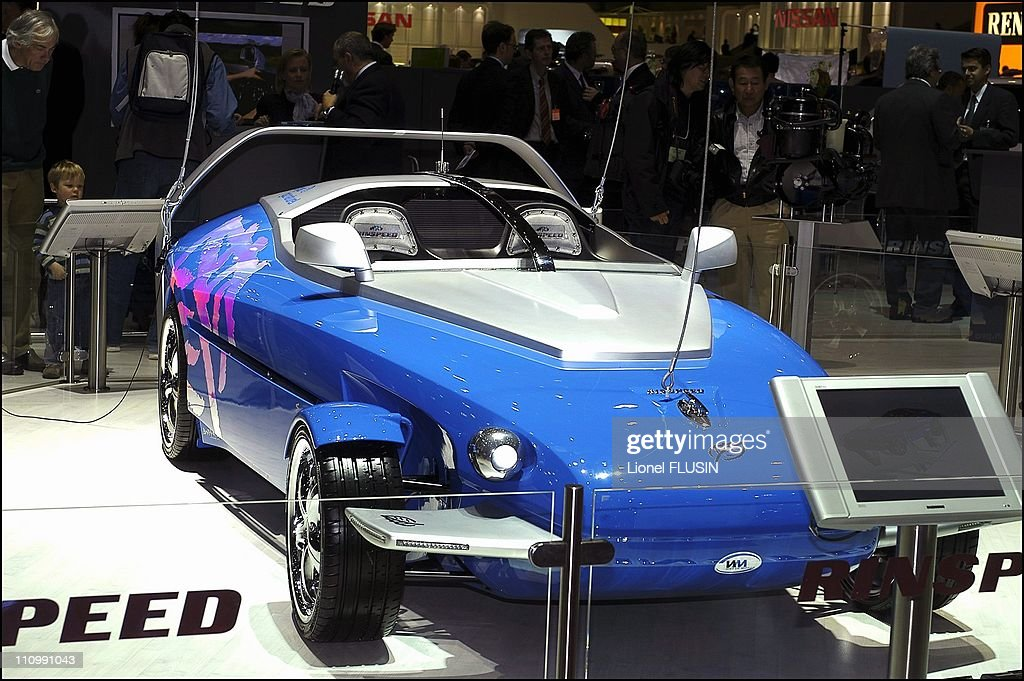 Car Show In Geneva Switzerland On March 02 2004 Pictures Getty