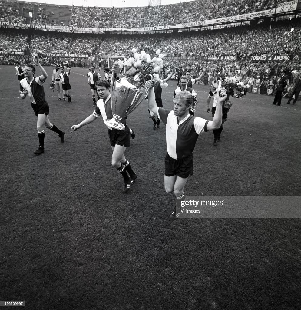 Europacup 1 - Feyenoord,Celtic : News Photo