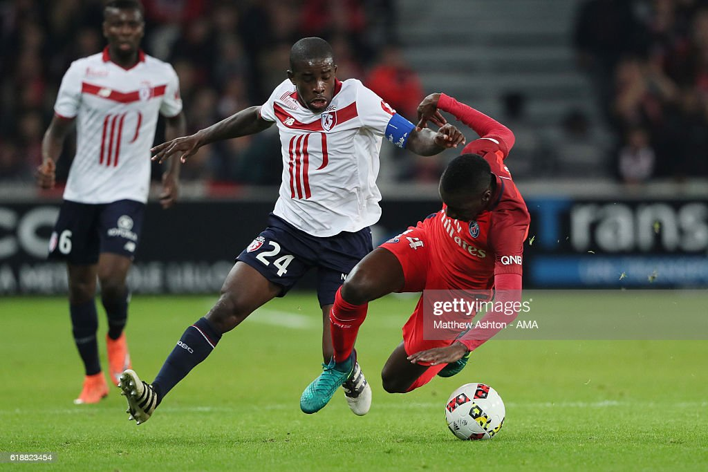 Lille OCS v Paris Saint-Germain - Ligue 1