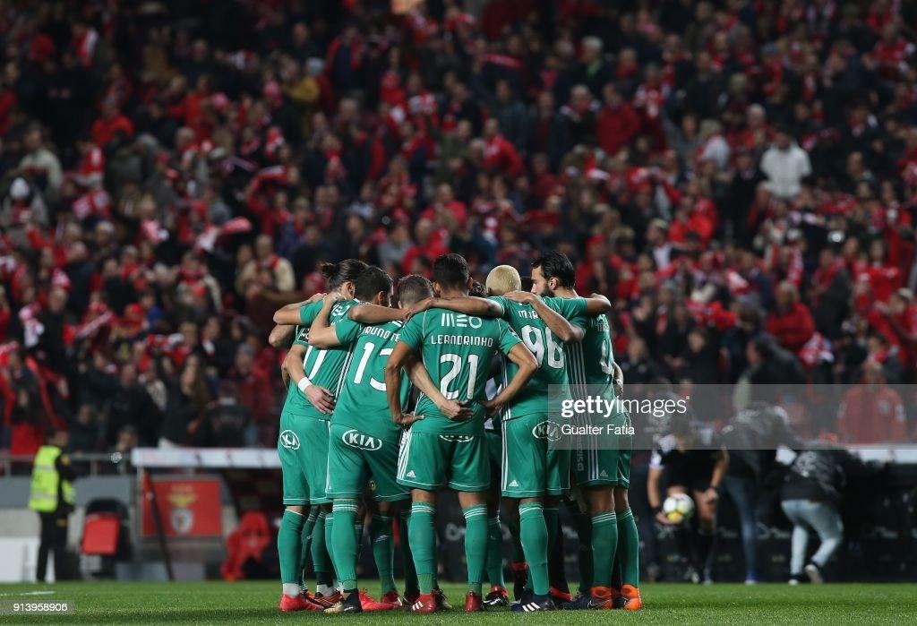 SL Benfica v Rio Ave FC - Primeira Liga : News Photo