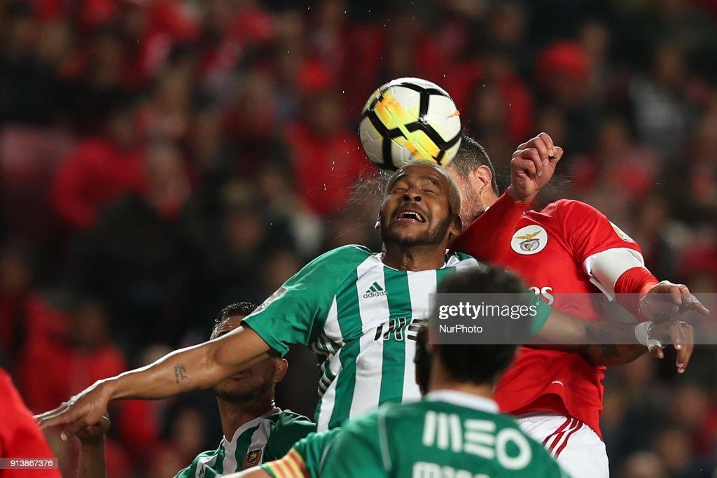 Benfica v Rio Ave - Primeira Liga : News Photo