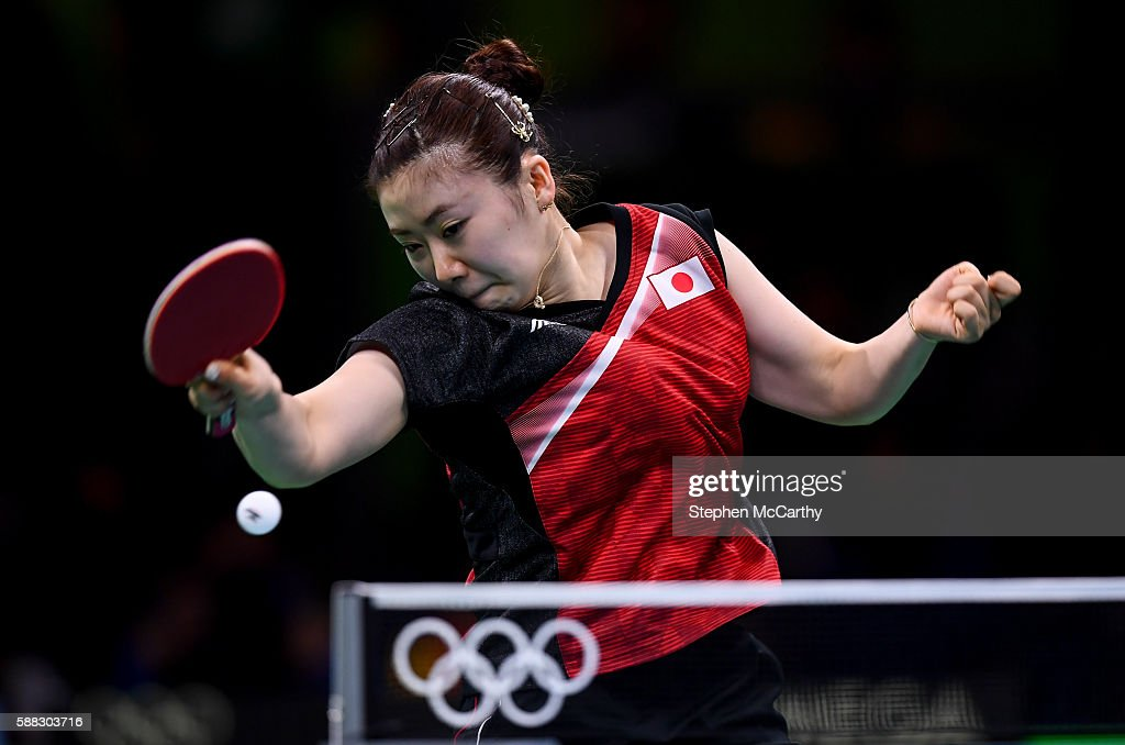 Rio 2016 Olympic Games - Day 5 - Table Tennis : News Photo