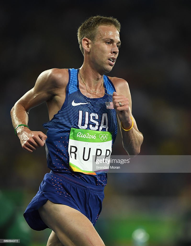 Rio 2016 Olympic Games - Day 8 - Athletics : News Photo
