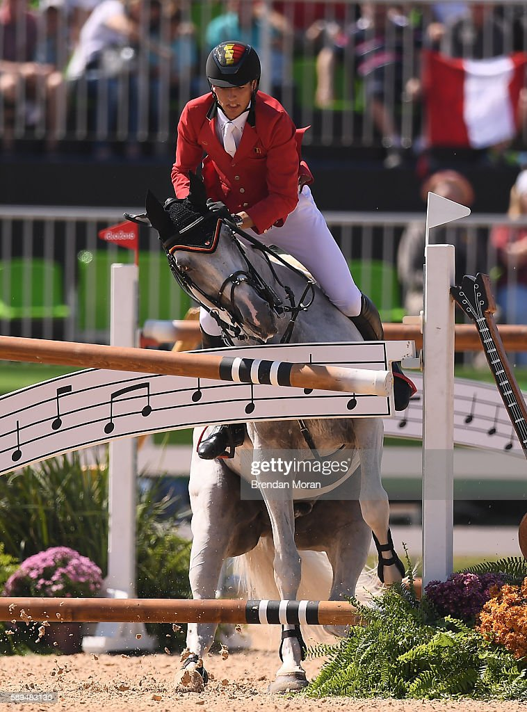 Equestrian - Olympics: Day 9