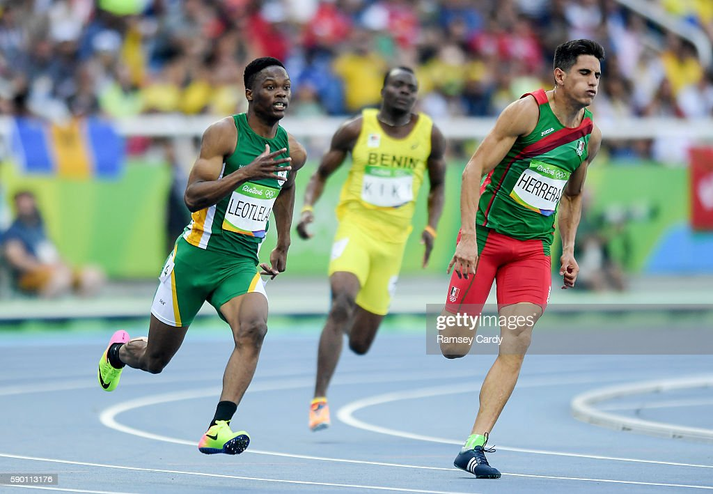 Rio 2016 Olympic Games - Day 11 - Athletics : News Photo