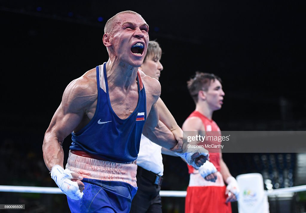 Rio 2016 Olympic Games - Day 11 - Boxing : News Photo