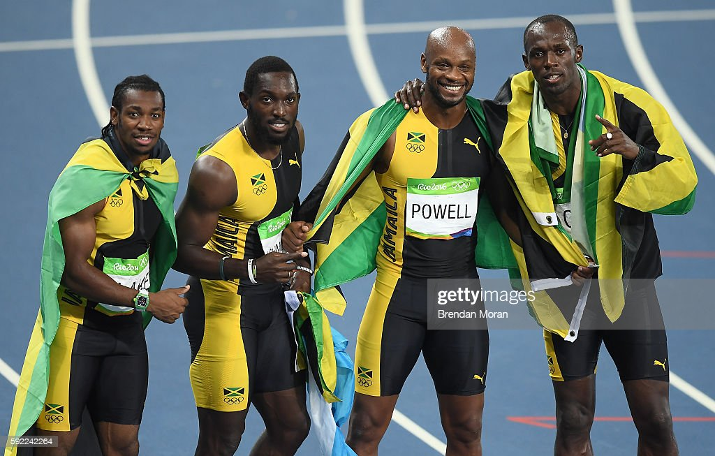 Rio 2016 Olympic Games - Day 14 - Athletics : News Photo