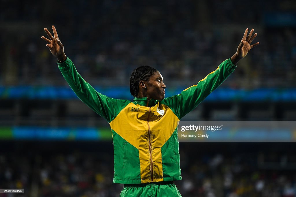 Rio 2016 Olympic Games - Day 15 - Athletics : News Photo