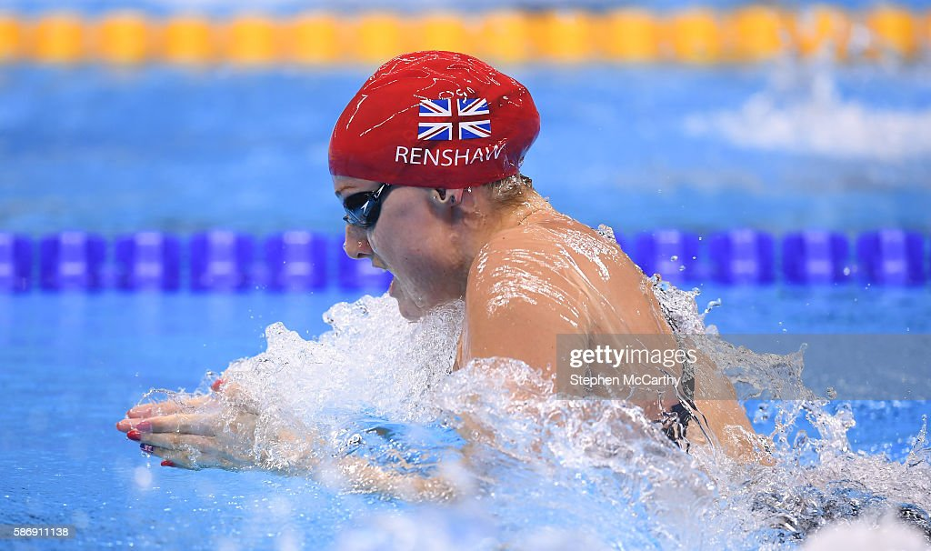 Rio 2016 Olympic Games - Day 2 - Swimming : News Photo