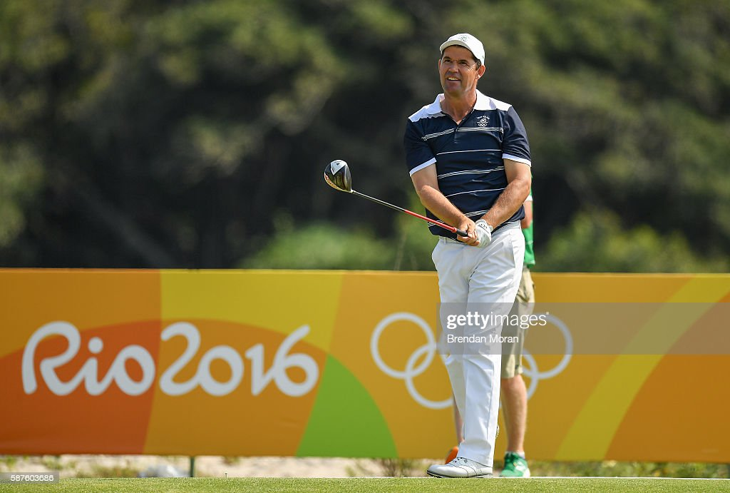 Rio 2016 Olympic Games - Day 4 - Golf : News Photo