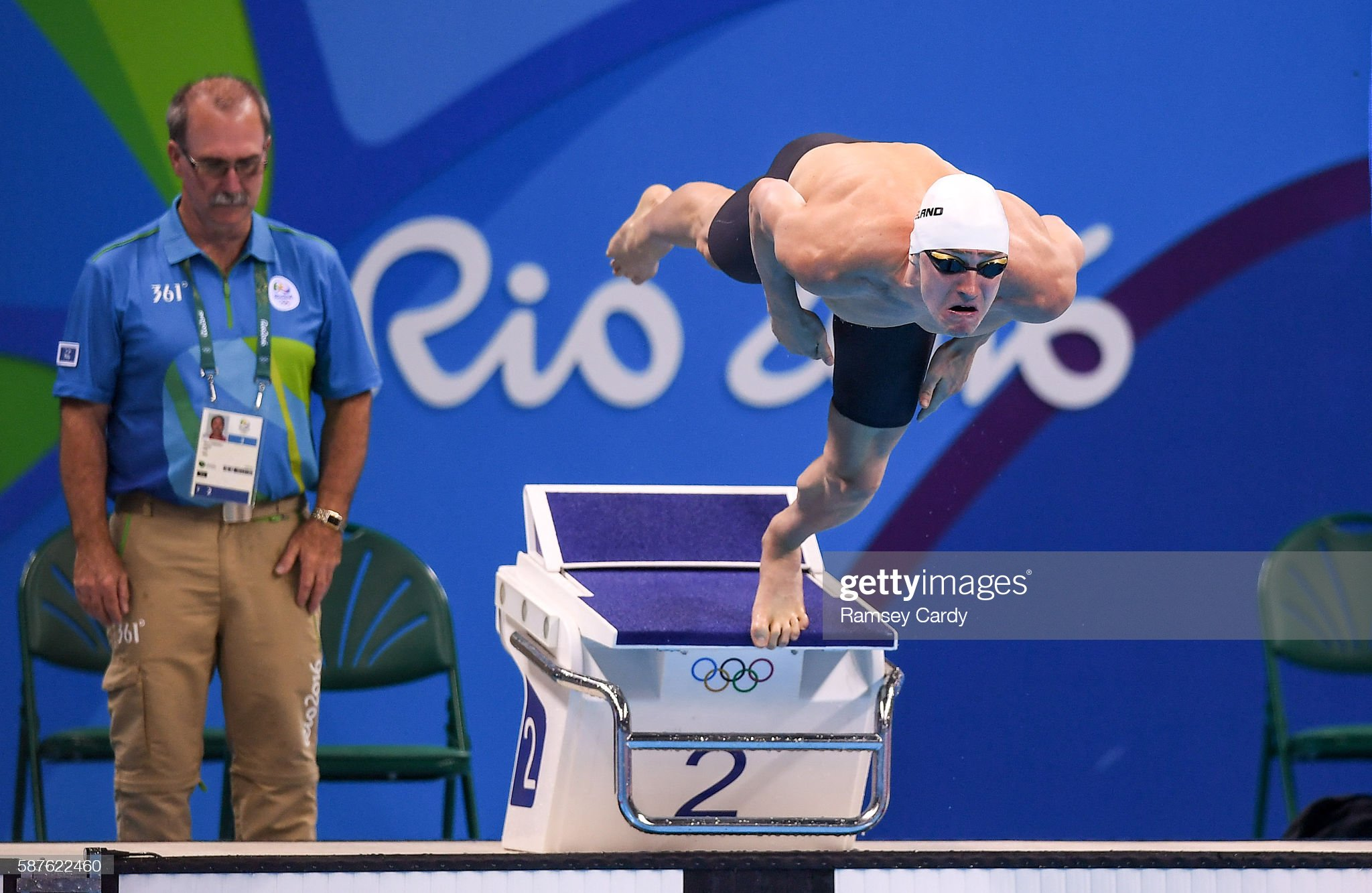 Rio 2016 Olympic Games - Day 4 - Swimming : Fotografía de noticias
