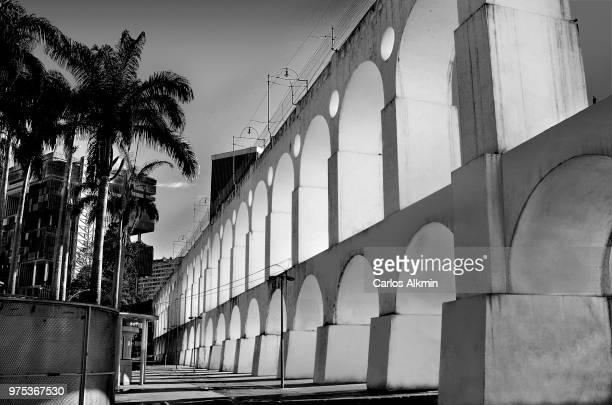 Rio de Janeiro - Aqueduto da Carioca - Arcos da Lapa