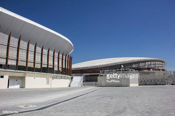 Missing five months for the start of the Olympic Games Rio 2016 The works of construction of Arenas of Rio 2016 Olympic Park are already nearing...
