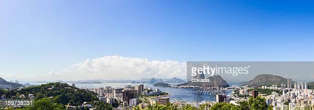 Rio de Janeiro Skyline panorama