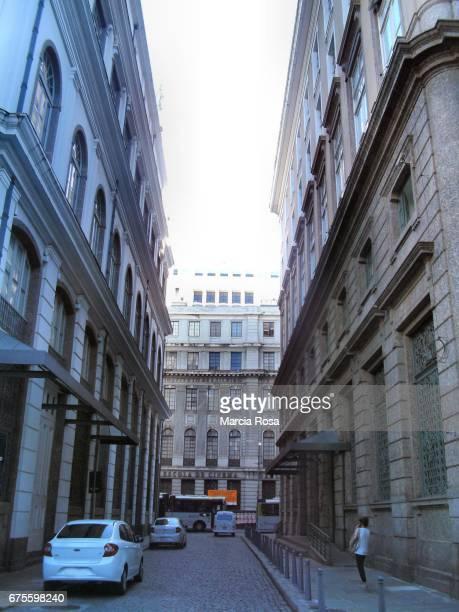 rio de janeiro - cultural corridor - rotina stock photos and pictures