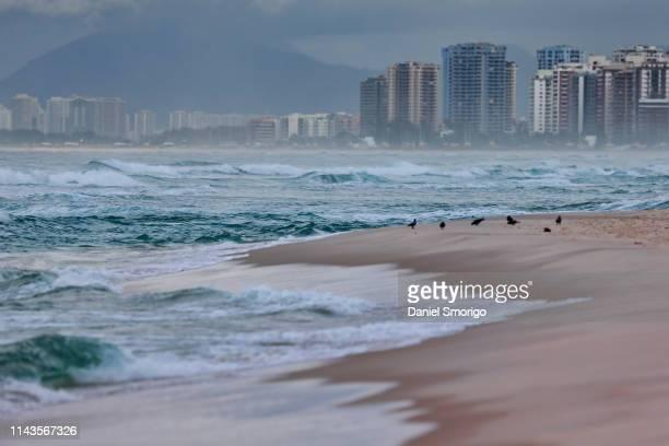 Rio de Janeiro is host to the 2016 Oi Rio Pro in Rio de Janeiro, Brazil.