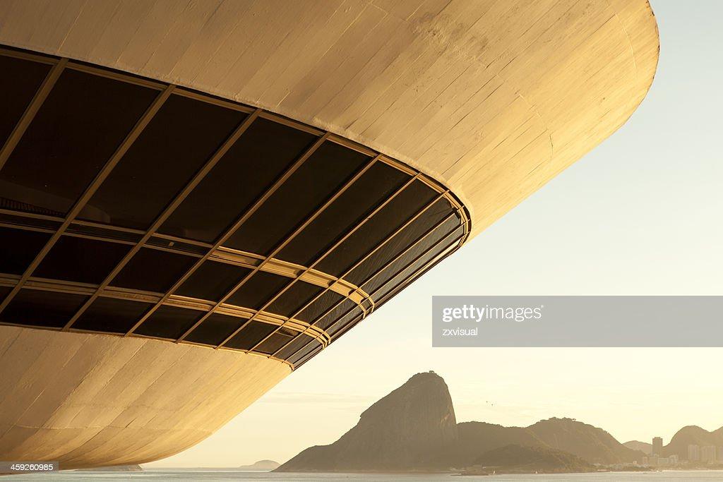MAC Rio de Janeiro : Stock Photo