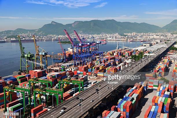 Rio de Janeiro Hafen