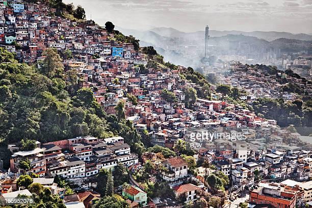 Rio de Janeiro Slums