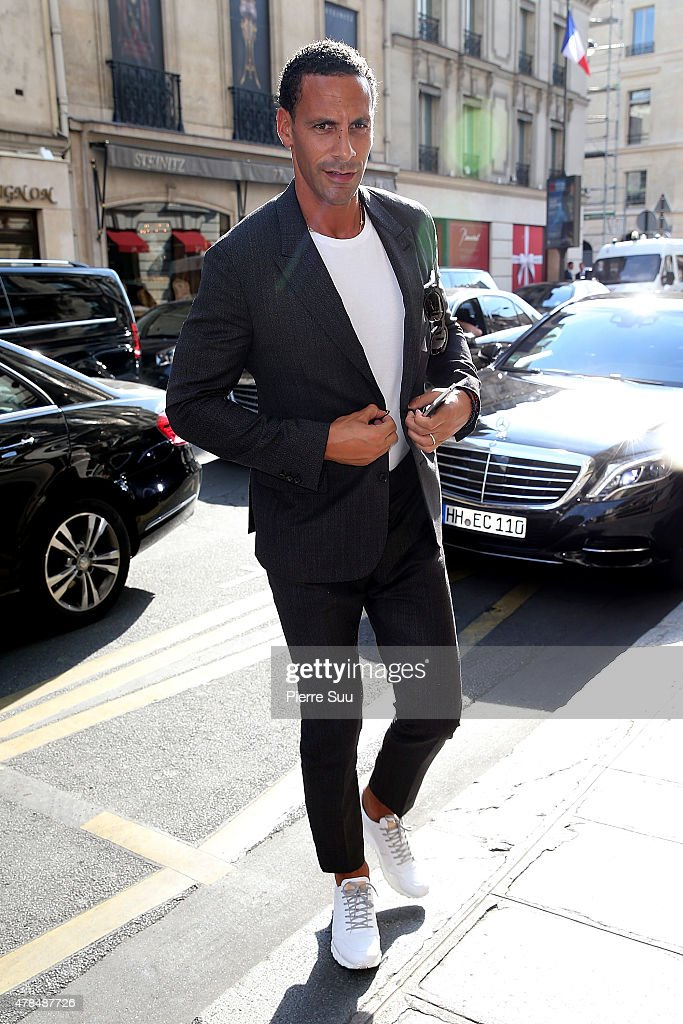 Celebrity Sightings In Paris  -  June 25, 2015