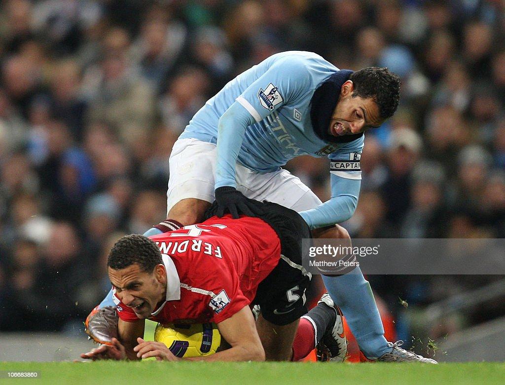 Manchester City v Manchester United - Premier League : ニュース写真