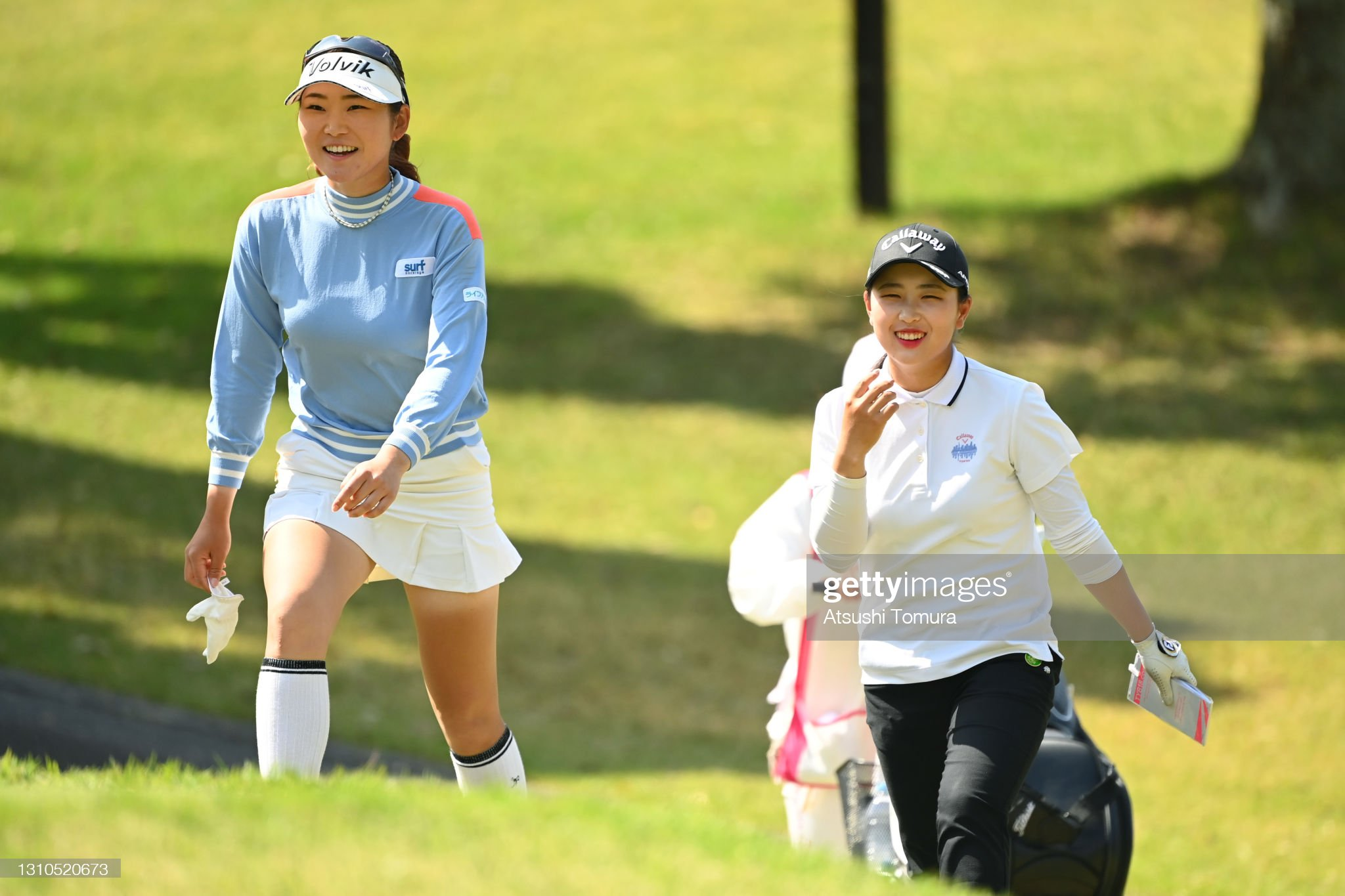 https://media.gettyimages.com/photos/rio-ishii-of-japan-and-hana-lee-of-south-korea-share-a-laugh-on-their-picture-id1310520673?s=2048x2048