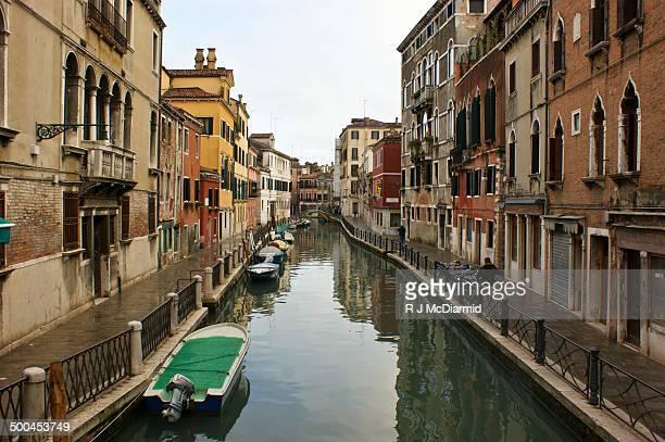 Rio Marin Canal San Croce Venice