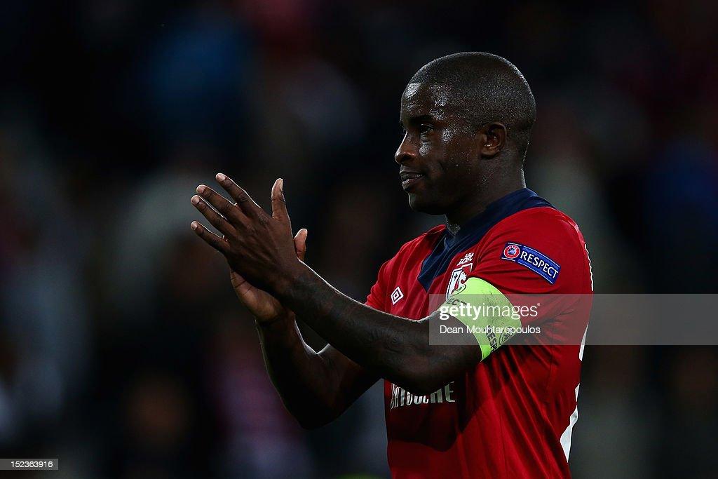 LOSC Lille Metropole v FC BATE Borisov - UEFA Champions League : News Photo