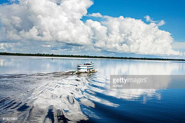 Rio Negro (Black River), the Amazon river