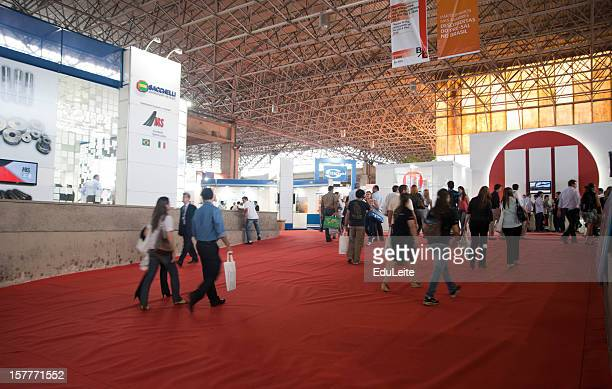 rio oil e gas expo - tradeshow stock pictures, royalty-free photos & images