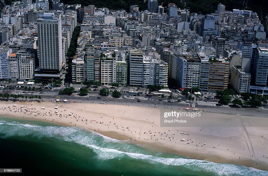 Rio Othon Palace Hotel At Copacabana Beach  Atlantic