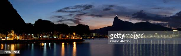 Rio skyline from Urca