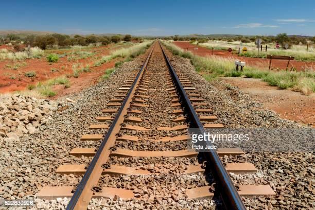 Rio Tinto Outback Railway