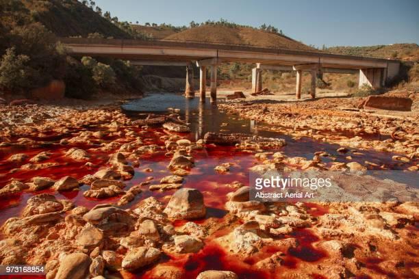 Rio Tinto river, Spain