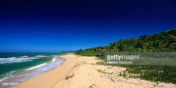 Rio Verde Beach in Trancoso