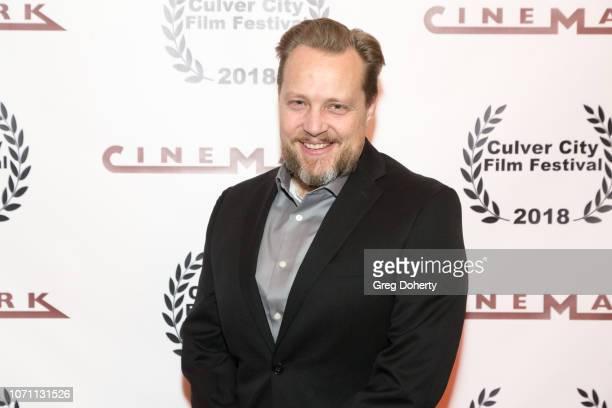 Rio Vista Universal CEO James Ganiere attends a screening of Acts Of Desperation At Culver City Film Festival Starring Paul Sorvino Kira Reed Lorsch...