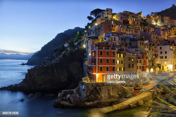 Riomaggiore by Night