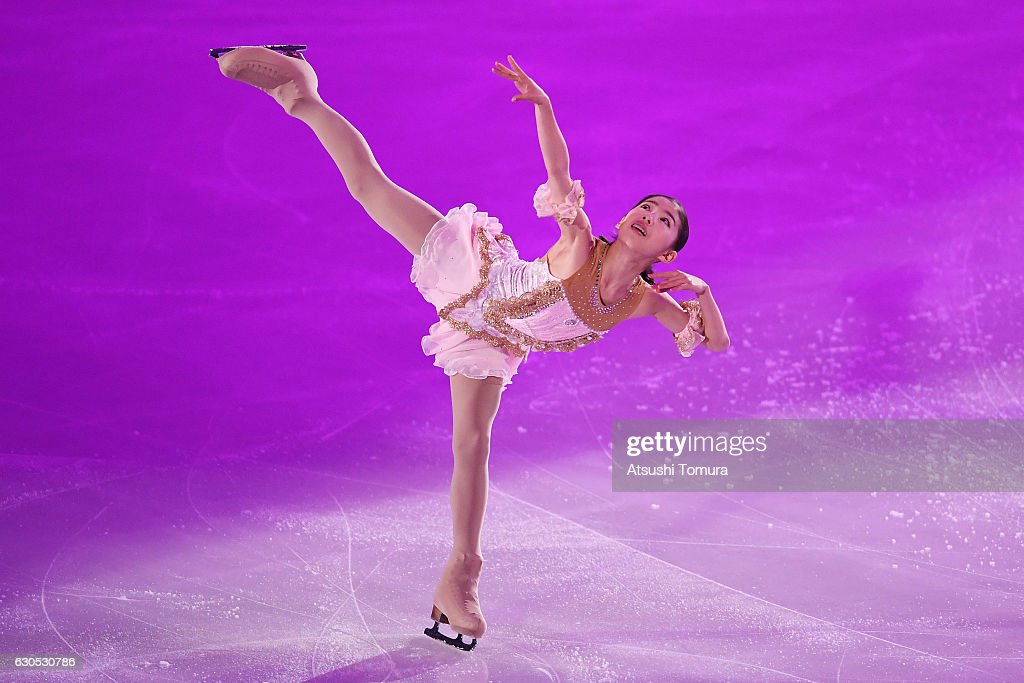 Japan Figure Skating Championships 2016 - Exhibition : News Photo