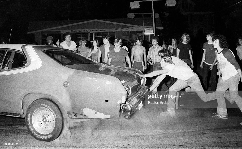 Brockton, Mass., Car Show Riot Pictures | Getty Images