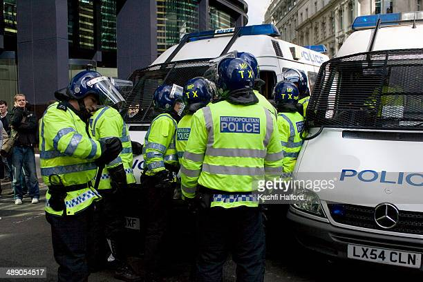 CONTENT] Riot police at the G20 riots in 2009